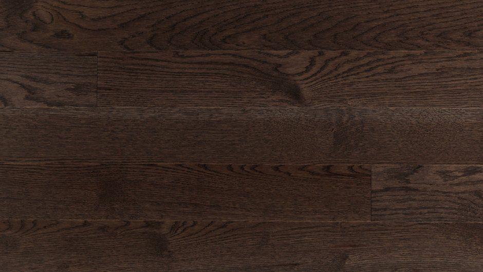 Массивная доска Mercier Белый дуб Каменно-коричневый