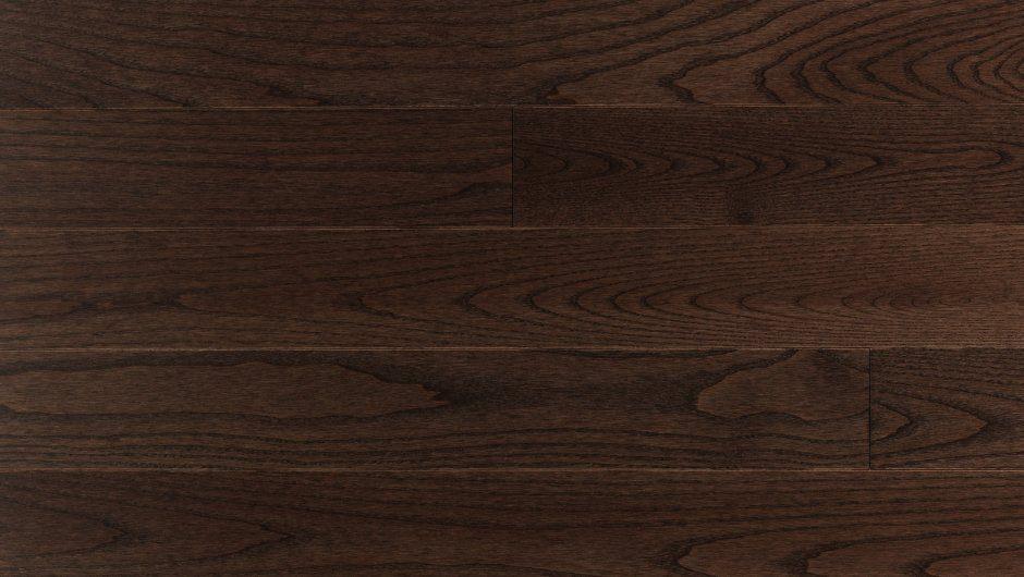 Массивная доска Mercier Белый ясень Умеренно-коричневый