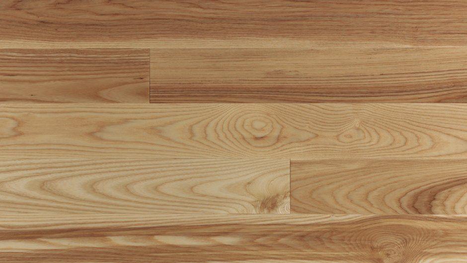 Инженерная доска Mercier Белый ясень Натуральный 2-х слойная 82,55мм