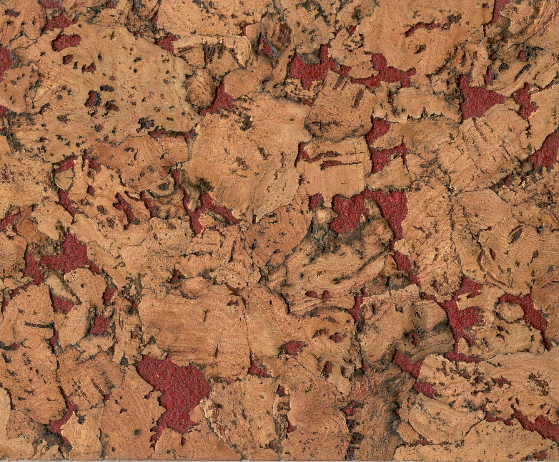 Пробковое покрытие Corksribas Condor Red