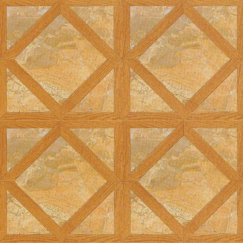 Модульный паркет Da Vinci с камнем 26-006-00358