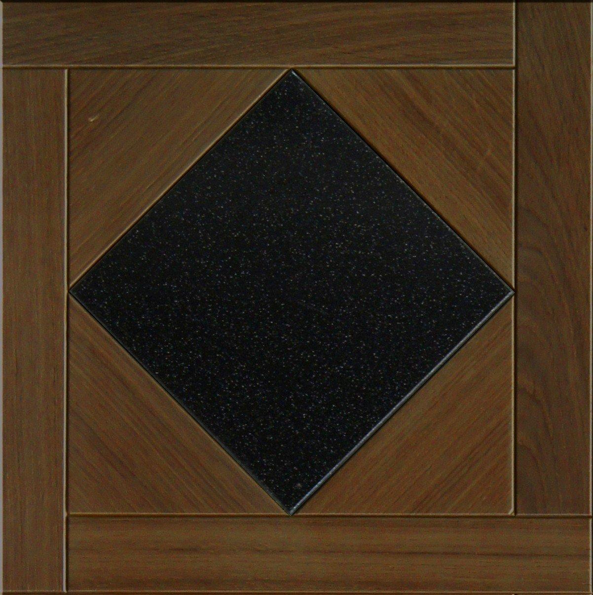 Модульный паркет Da Vinci с камнем 26-006-00362