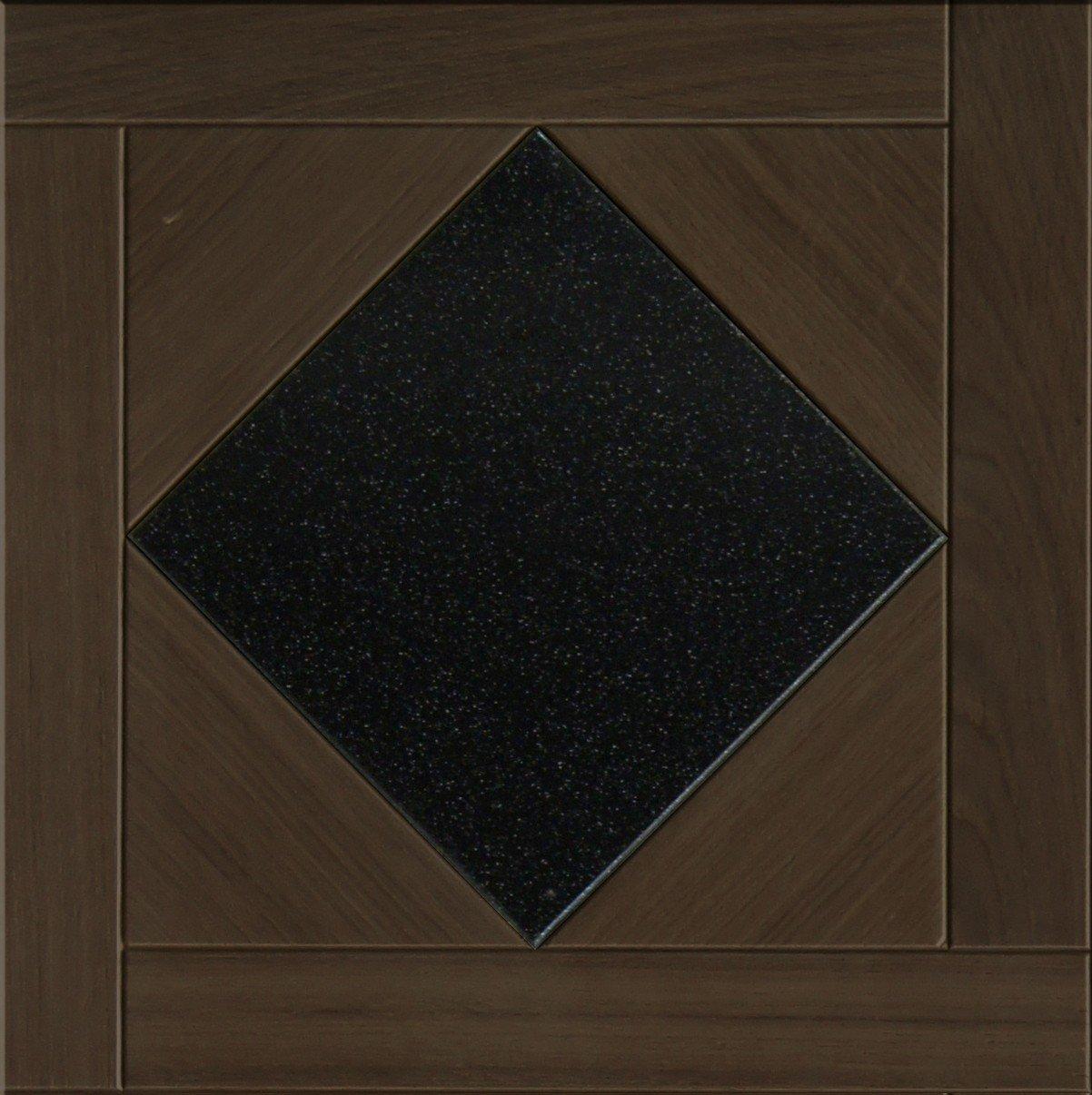 Модульный паркет Da Vinci с камнем 26-006-00363