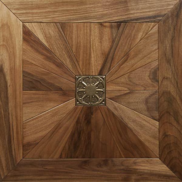 Модульный паркет Da Vinci с мозаикой 26-006-00479