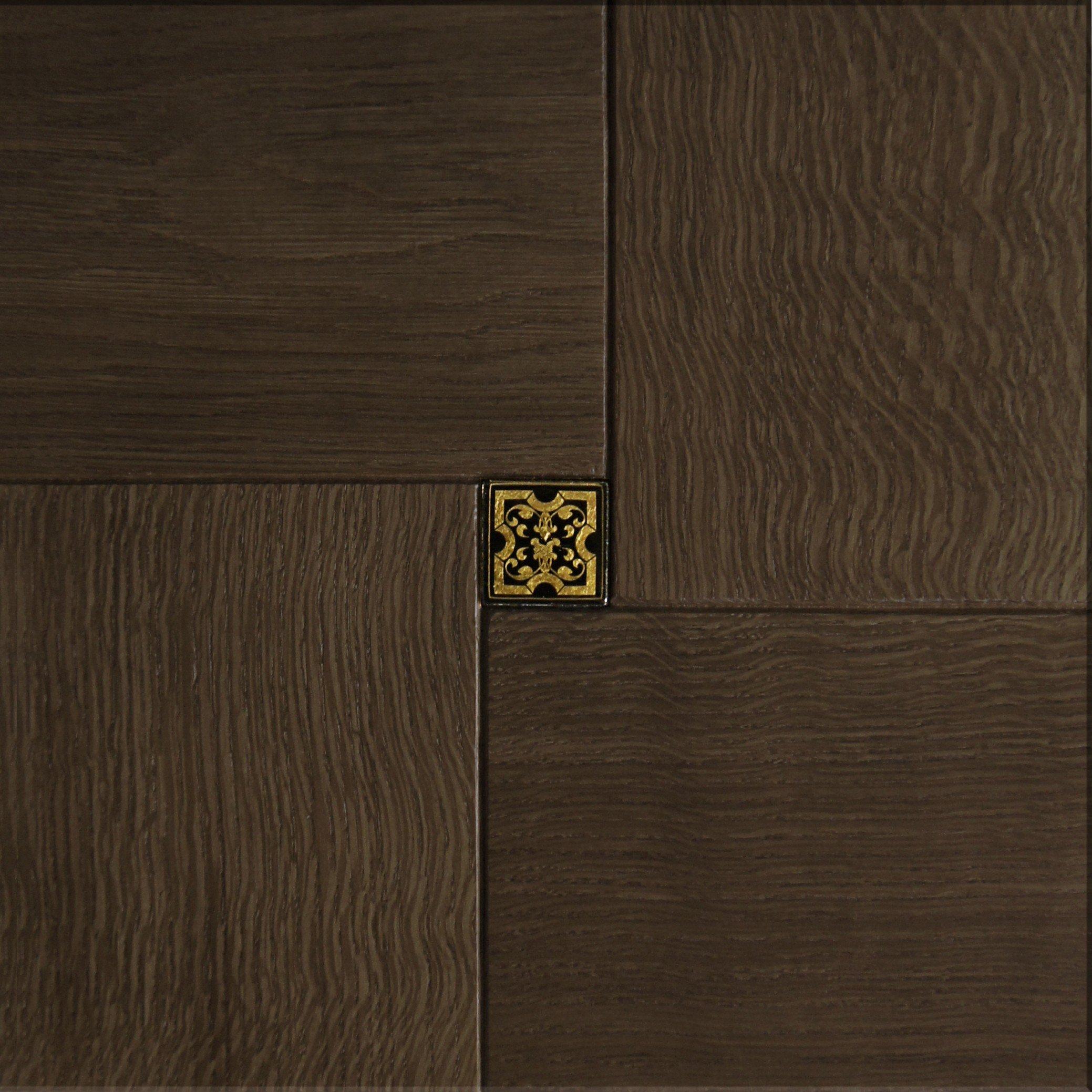 Модульный паркет Da Vinci с мозаикой 26-006-00490