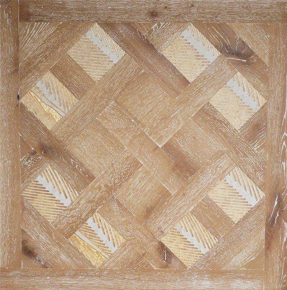 Модульный паркет Da Vinci с мозаикой 26-006-00495