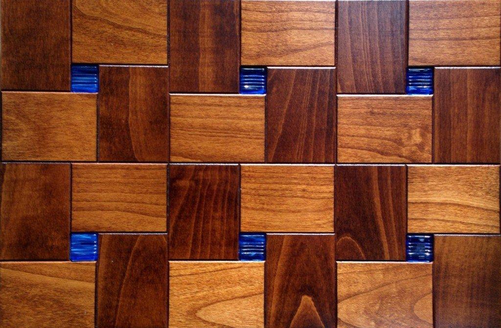 Модульный паркет Da Vinci с мозаикой 26-006-00496