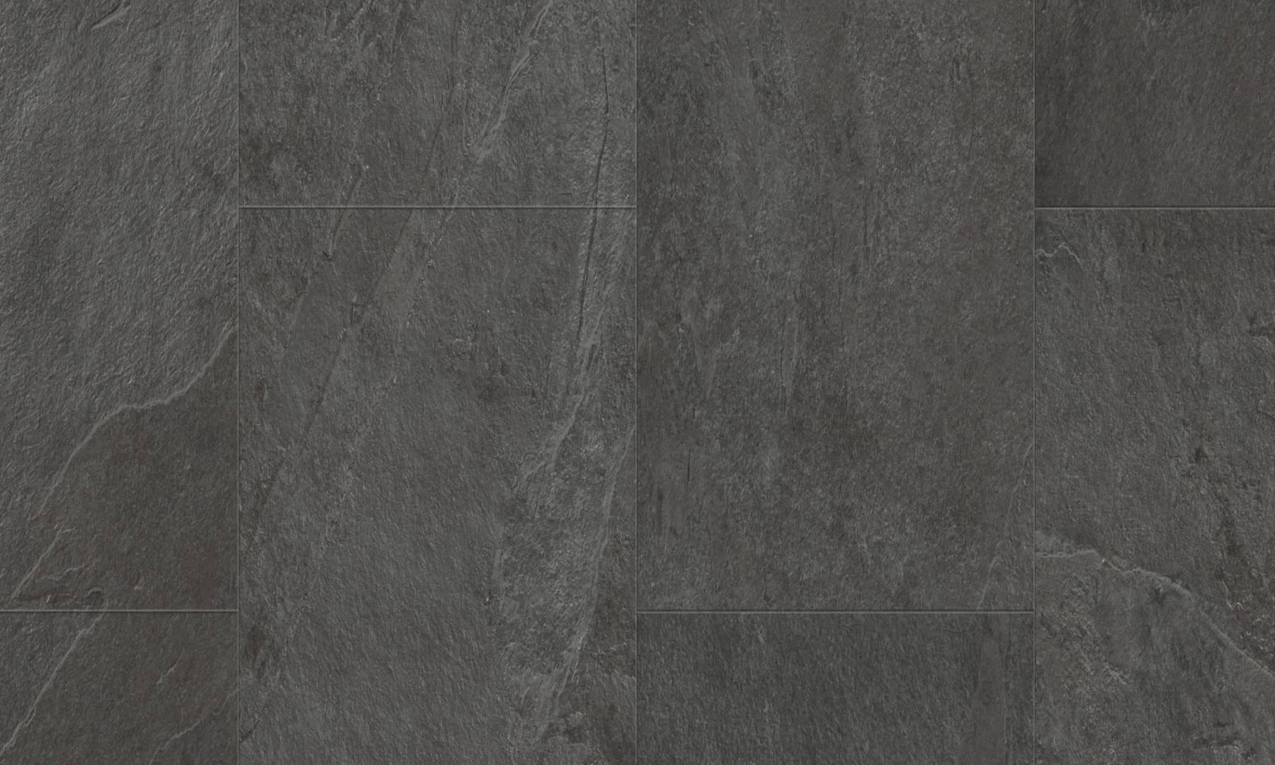 Виниловый ламинат Quick-Step Сланец чёрный 40035