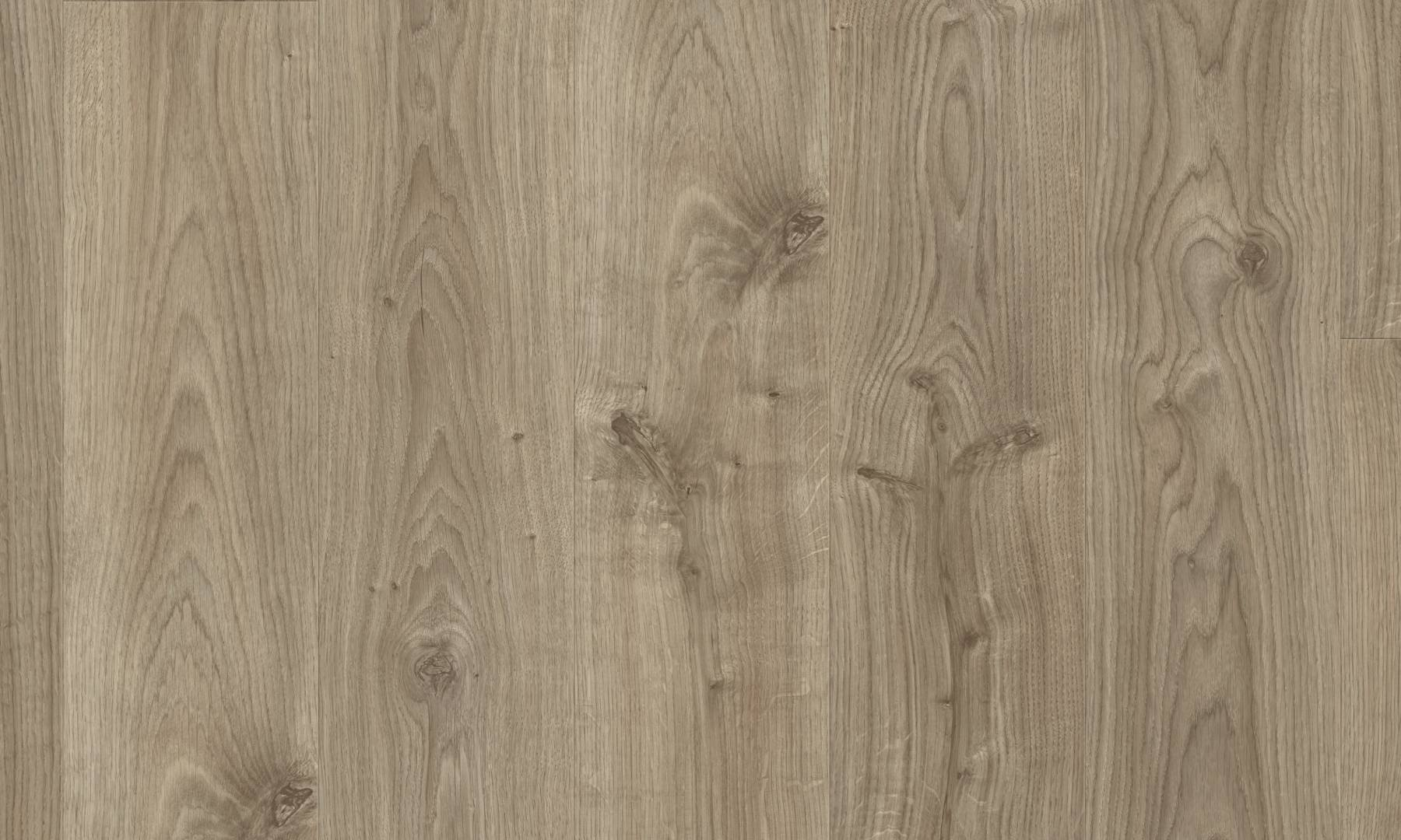 Виниловый ламинат Quick-Step Дуб коттедж серо-коричневый 40026