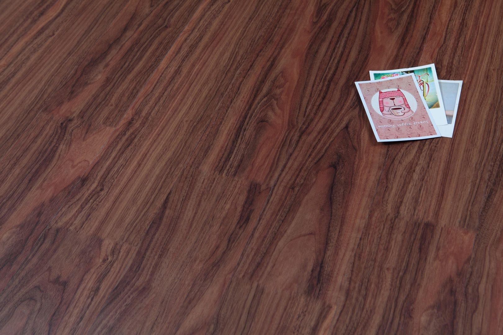 Виниловый ламинат Floor Click Орех Ай-кель 7026