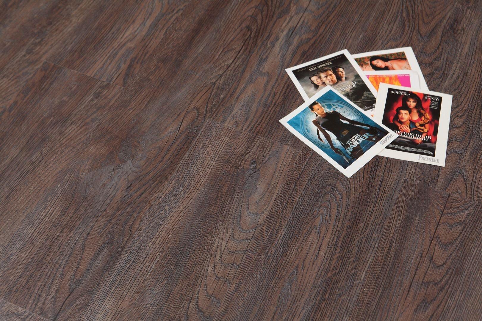 Виниловый ламинат Floor Click Дуб Данмор 7105