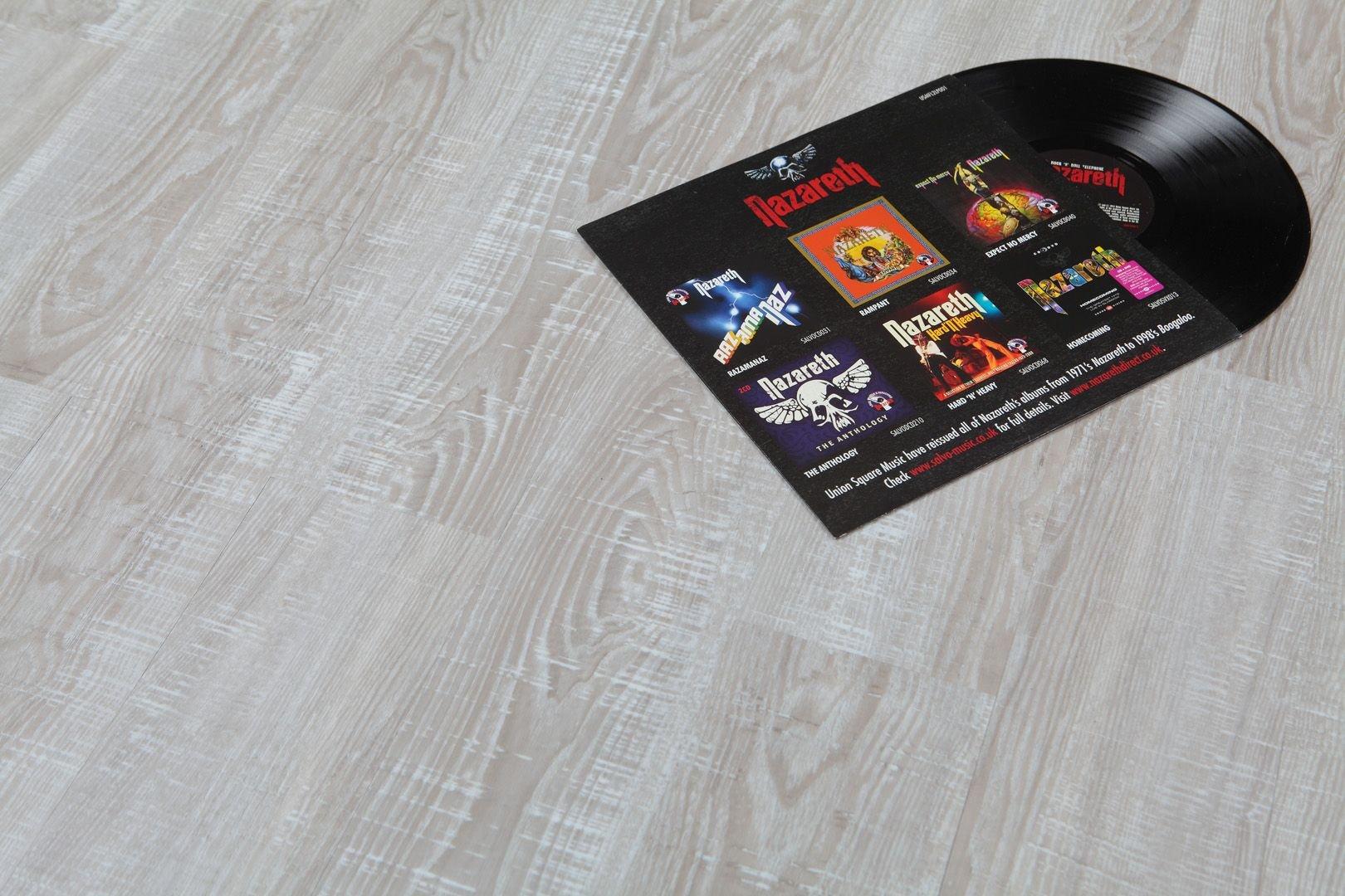 Виниловый ламинат Floor Click Ясень Катам 9077