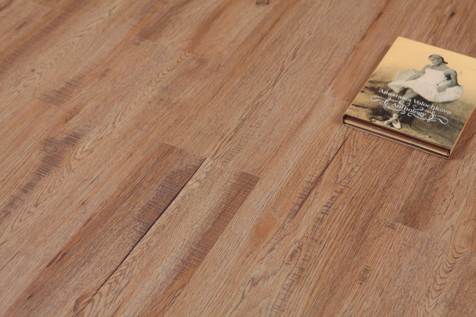 Виниловый ламинат Floor Click Дуб Вулар 9055