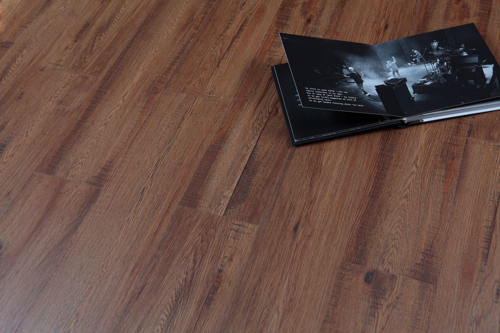 Виниловый ламинат Floor Click Дуб Ротондо 9055