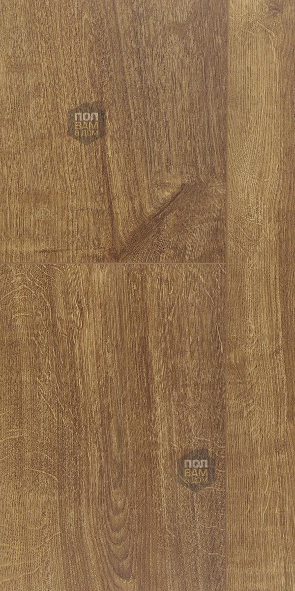 Виниловый ламинат Quick-Step Дуб осенний коричневый 40090