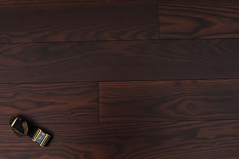 Массивная доска Hajnowka Ясень Oro Nero 140мм
