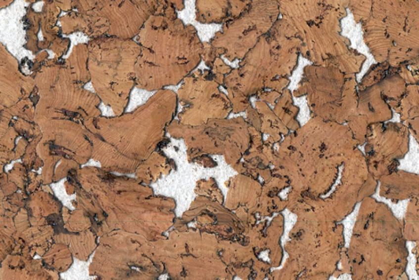 Пробковое покрытие CorkStyle Monte White