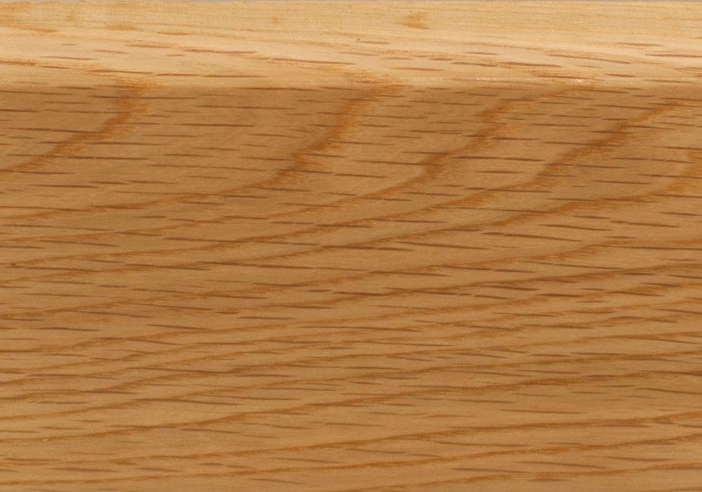 Плинтус напольный Magestik floor дуб натур массив